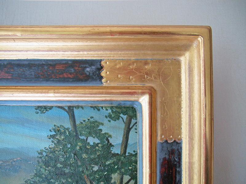 Vergolden - Atelier Buckenmaier